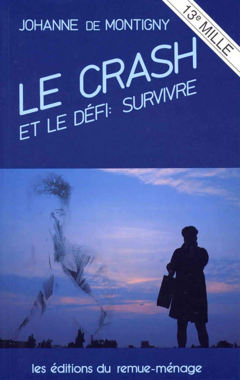 Couverture Le crash