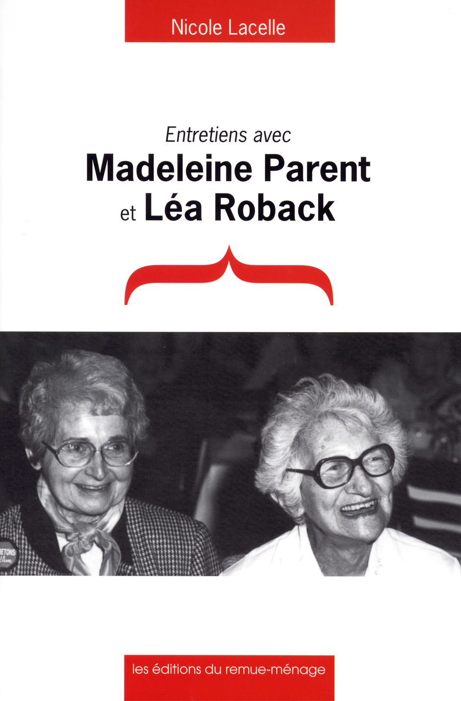 couverture Madeleine Lea