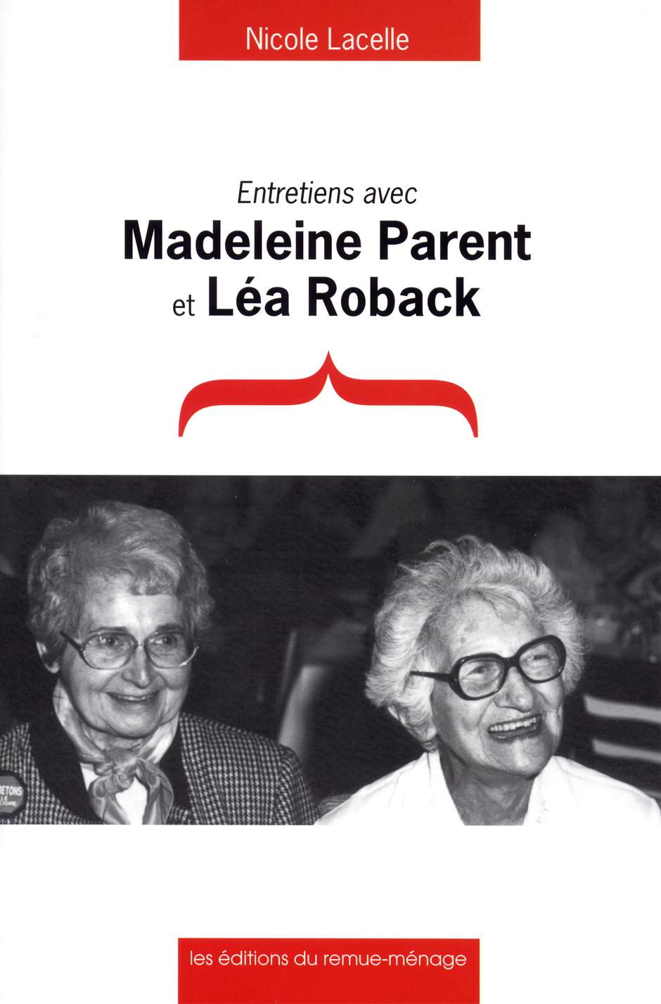 couverture Madeleine Lea