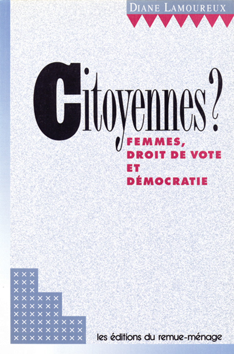 couverture Citoyennes
