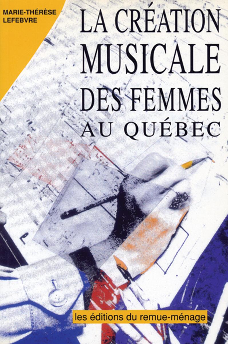 couverture Création musicale