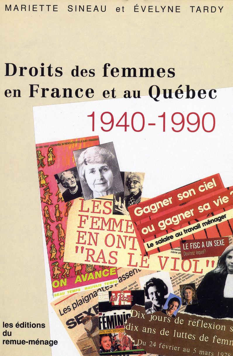 couverture Droits des femmes