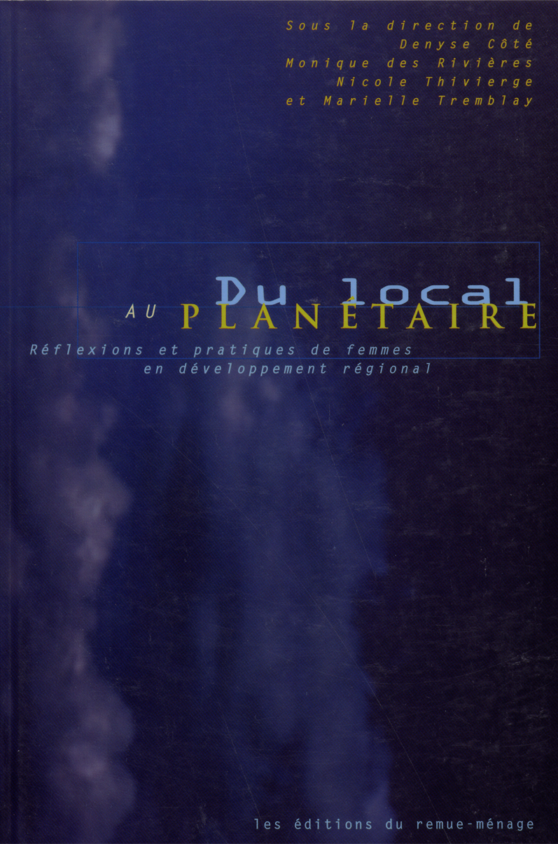 couverture Du local au planétaire