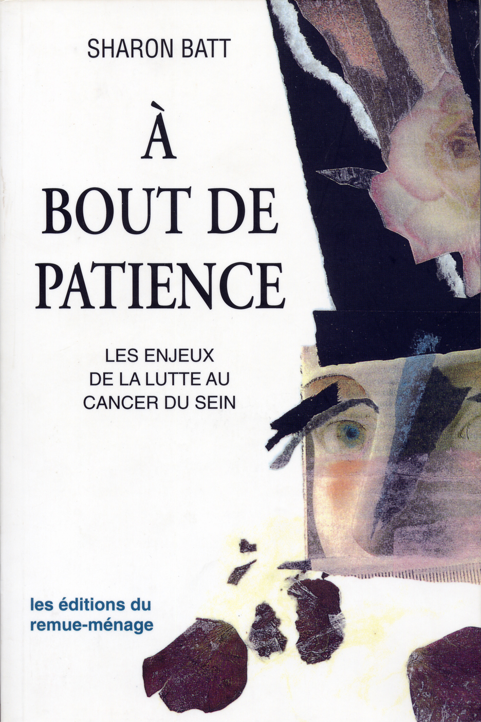 couverture À bout de patience
