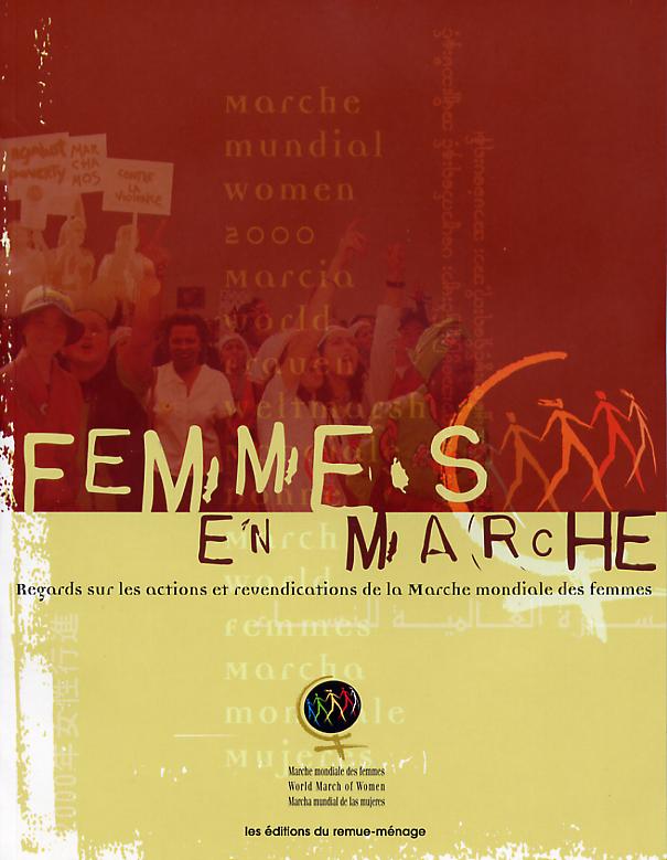 couverture Femmes en marche