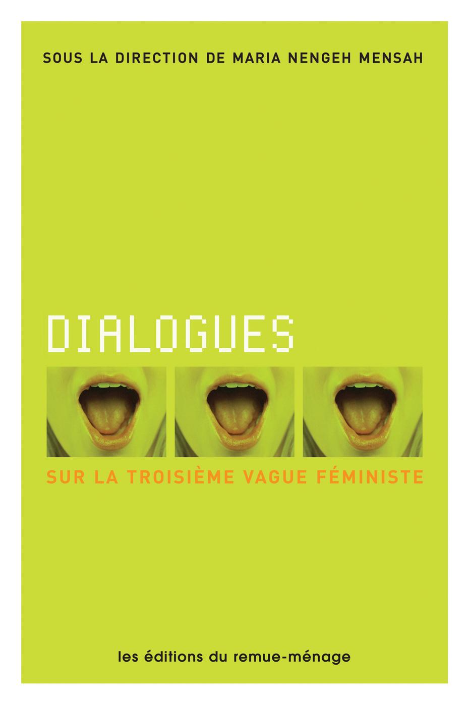 couverture Dialogues