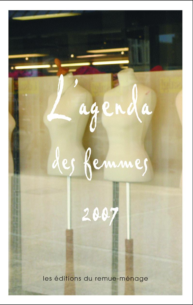 couverture Agenda 2007