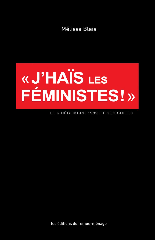 couverture Jhais les féministes