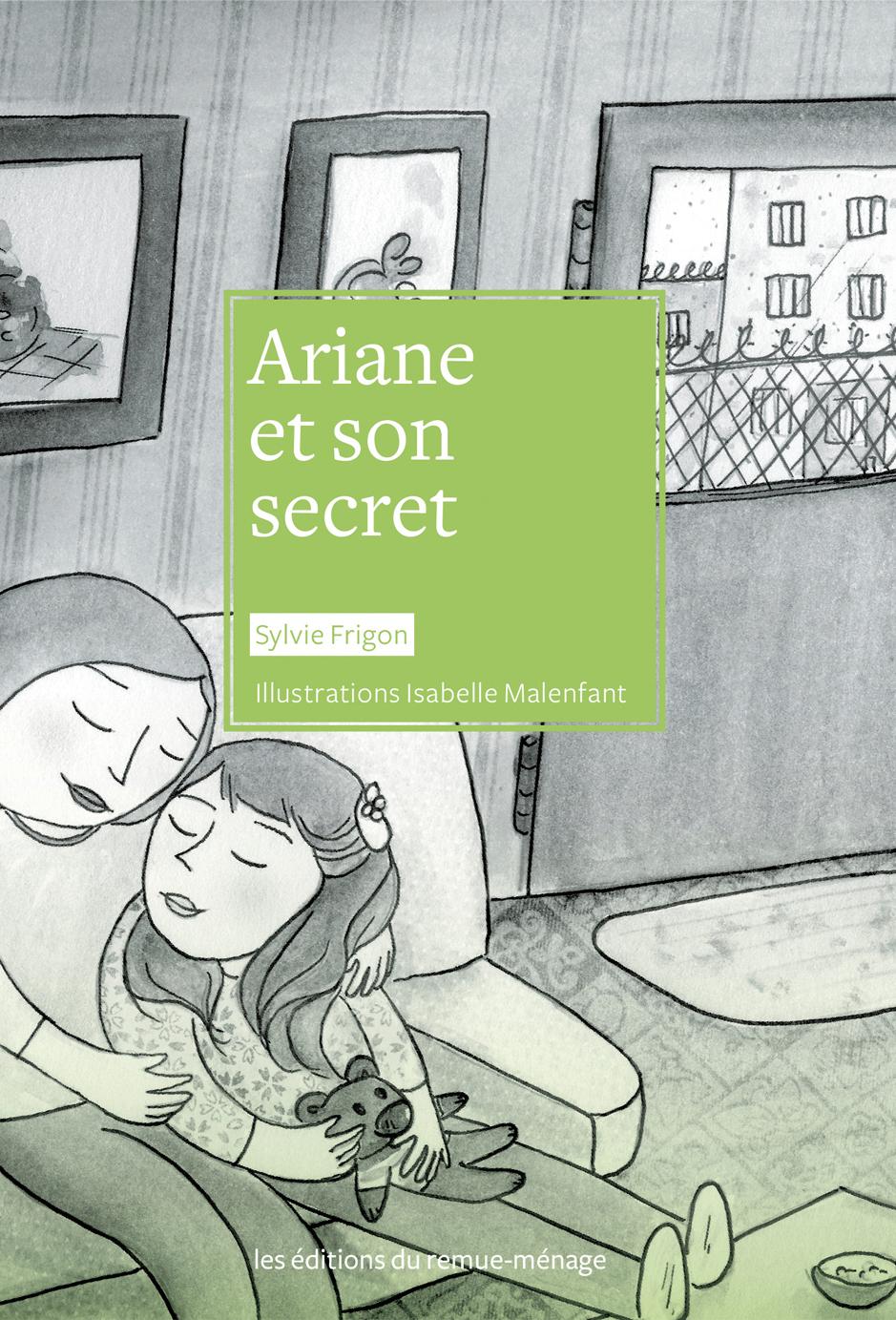 couverture Ariane et son secret