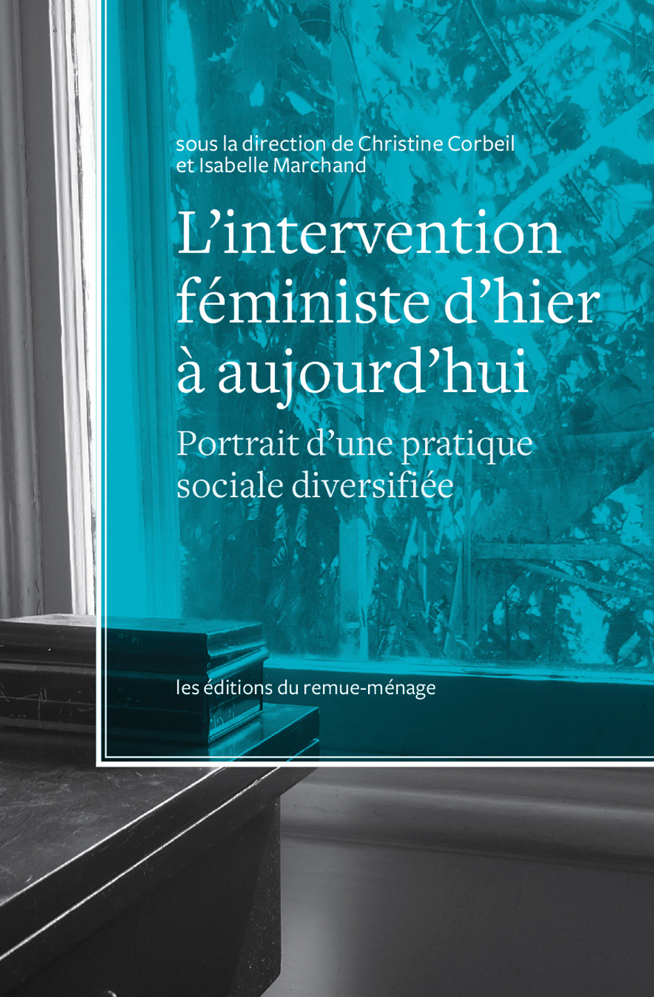 couverture L'intervention féministe