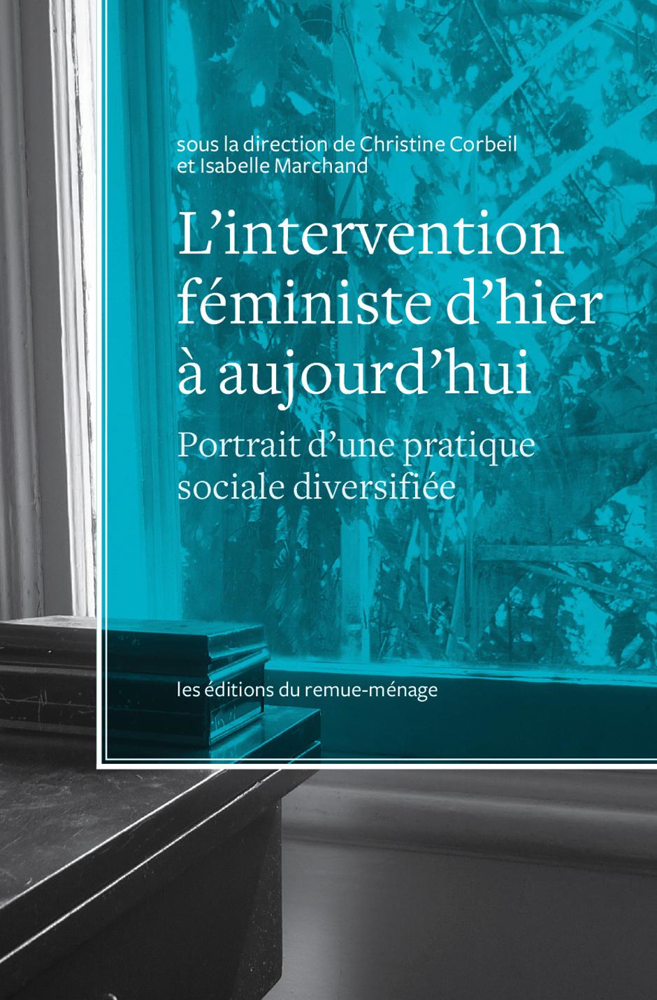 couverture L'intervention féministe