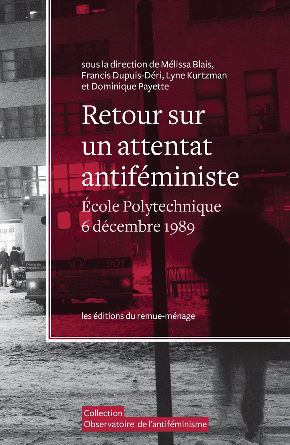 couverture Retour sur un attentat antiféministe