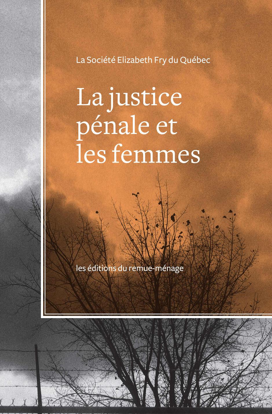 couverture Justice pénale et les femmes