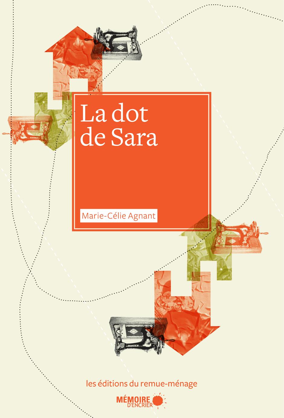 couverture La Dot de Sara