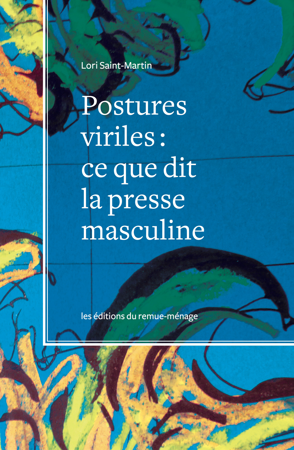 couverture Postures viriles