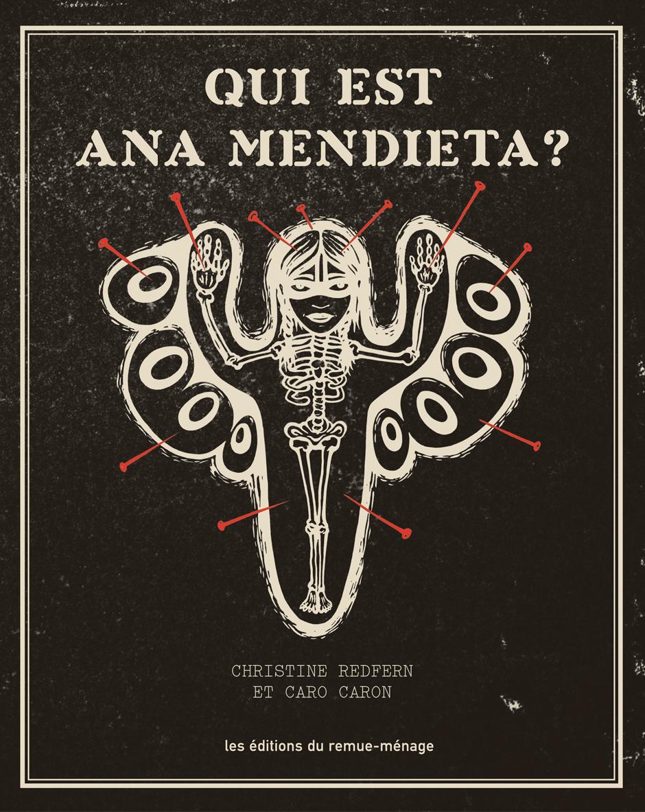 couverture Qui est Ana Mendieta?