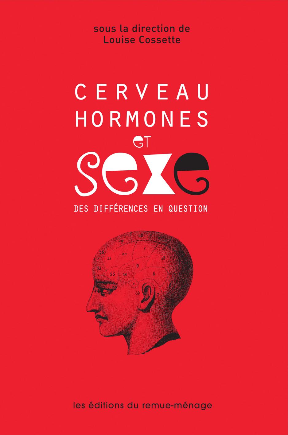 couverture Cerveau, hormones et sexe