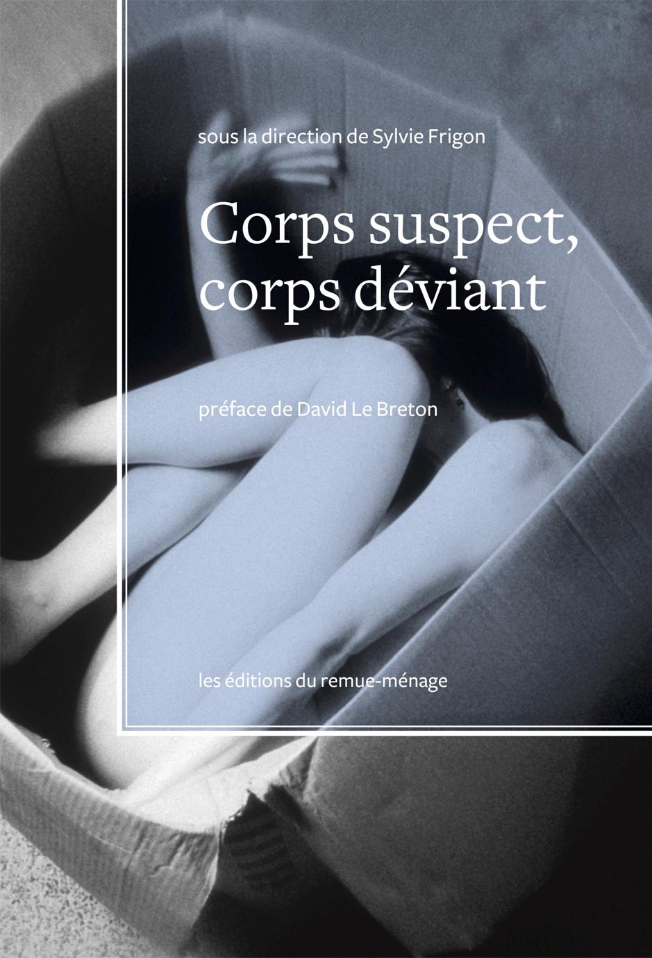 couverture Corps suspect corps déviant
