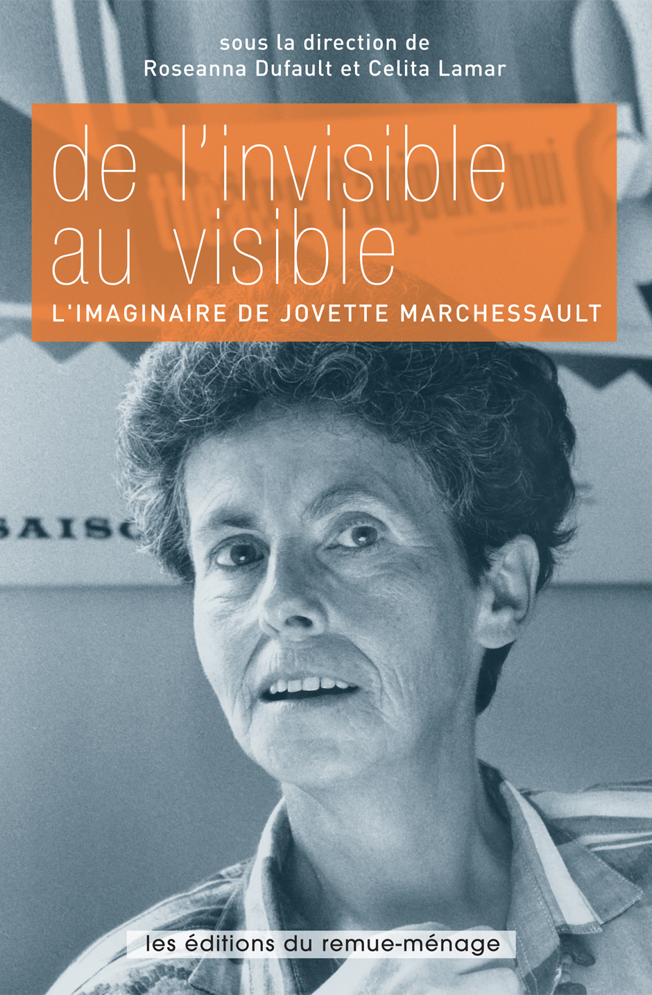 couverture De l'invisibile au visible