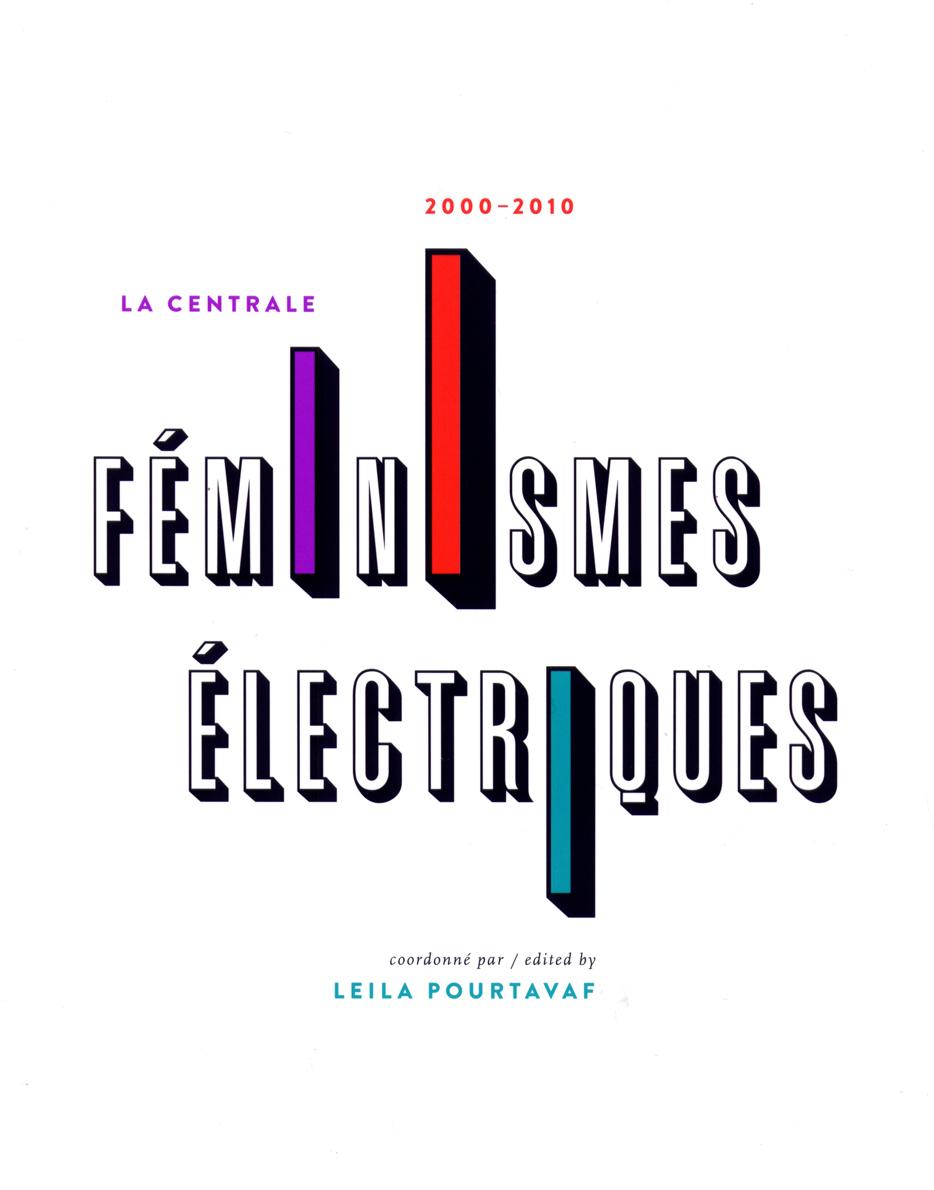 couverture Féminismes électriques