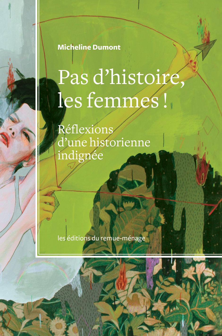couverture Pas d'histoire pour les femmes