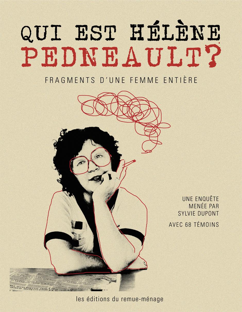 couverture Qui est Hélène Pedneault