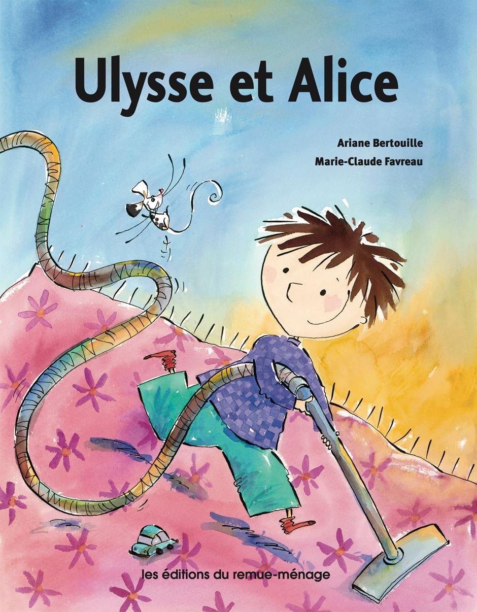 couverture Ulysse et Alice
