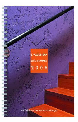 couverture Agenda des femmes 2006